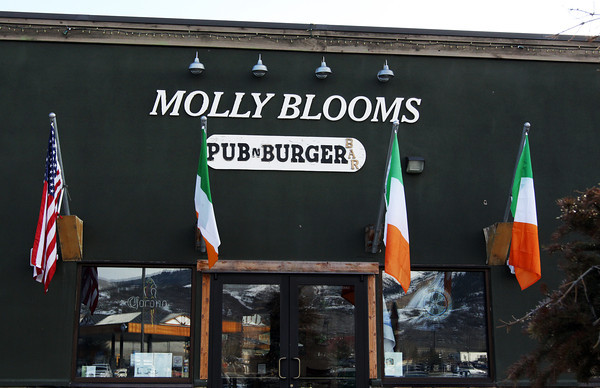 Molly Blooms Pub N Burger Bar at Kimball Junction has lost its liquor license following a sexually oriented entertainment violation in 2012.