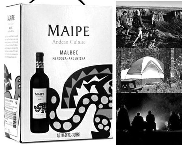 Boxed wines, such as the Maipe Malbec from Argentina, will be one of the wines tasted and discussed at the Fox School of Wine's session on Saturday, April 6. Since 1965, boxed wines have gained a reputation for being mediocre, but in the past decade, the quality has improved. (Photo courtesy of the Fox School of Wine)