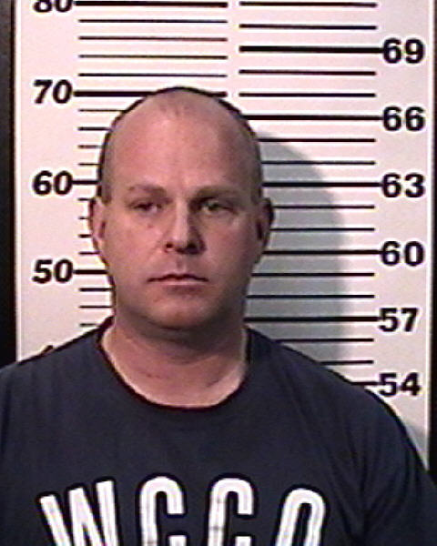 Robert Lucking was once a Park City Police Department sergeant. Courtesy of Summit County Sheriff's Office