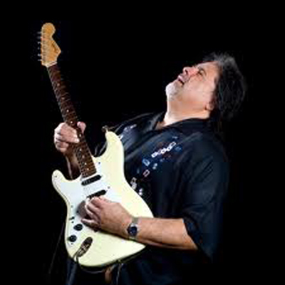 Guitarist Coco Montoya will perform at the Egyptian Theatre's Summer Blooms fundraiser on July 6 at Stein Eriksen Lodge. (Photo courtesy of the Egyptian Theatre)