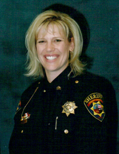 Summit County Sheriff s Lt. Kati Booth was awarded the Utah Jail Commander of the Year award by the Utah Sheriff s Association. Booth has served Summit County for 15 years and has helped institute vocational skills programs for inmates. (Photo courtesy of the Summit County Sheriff's Office)