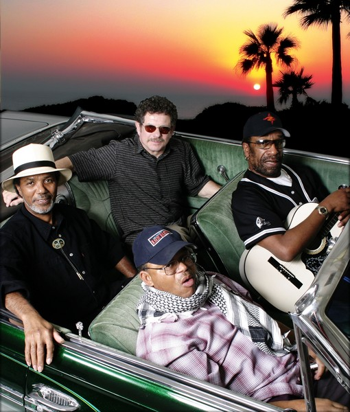 Lowrider will bring its jamming grooves to the Egyptian Theatre s annual First Winter Blast gala at the Montage Deer Valley on Nov. 2. Photo courtesy of Harold Brown.