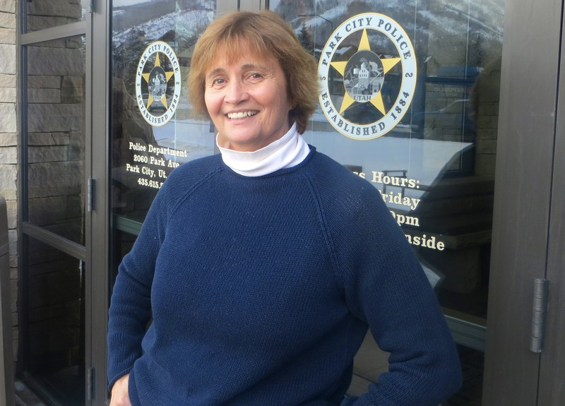 "Mary Ford, a retiring Park City detective, investigated some of Park City's most notable crimes over the past 30 years, including homicides and white collar cases. She says Parkites have ""high expectations"" of the Police Department. Jay Hamburger/Park Record"