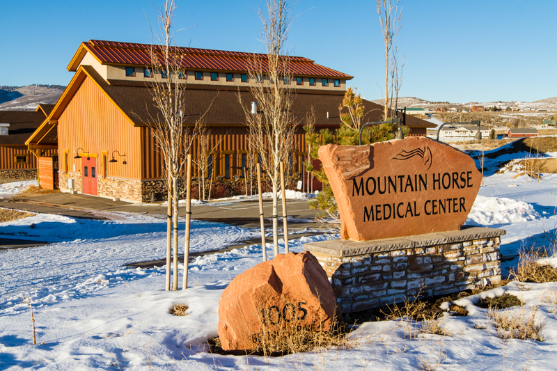 A potential dog and cat boarding facility at the Mountain Horse Small Animal Clinic faces opposition by many Silver Creek residents, who say it will increase noise and odors. (Park Record file photo)