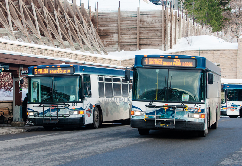 Summit County wants to develop a bus line in between Park City and Kamas and between Park City and Heber City, as increasing numbers of residents in those towns commute to the Park City area, adding to traffic problems. (Park Record file photo)
