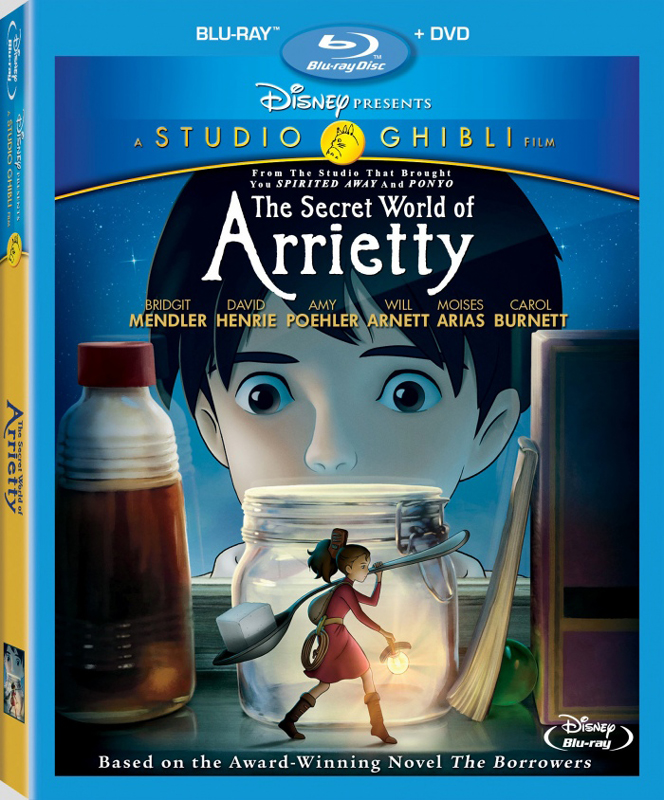 "Hiromasa Yonebayashi's animated feature ""The Secret World of Arrietty"" will be screened for free on Saturday, April 5, as part of the Park City Film Series' Books 2 Movies program at the Jim Santy Auditorium at 3 p.m. (Image courtesy of Tamra Carlson)"