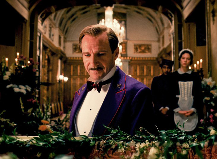 "Ralph Fiennes portrays Gustave H in Wes Anderson's comedy ""The Grand Budapest Hotel."" The film will be the final weekend screening of the Park City Film Series' 2013-14 season before the Jim Santy Auditorium closes for the Park City Library renovation. (Courtesy of the Park City Film Series)"