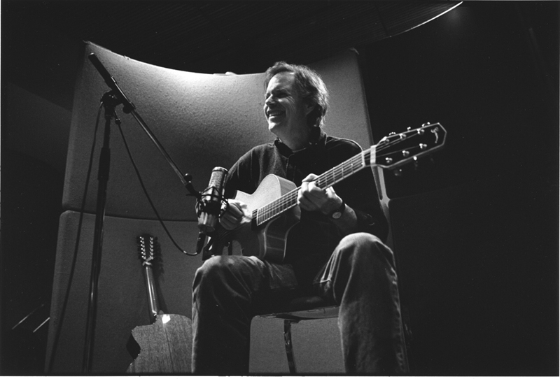 Acoustic guitarist Leo Kottke will perform at the Egyptian Theatre this weekend. The Grammy Award-nominated musician has performed everything from folk and jazz to flamenco and classical. (Photo courtesy of AEG Live)