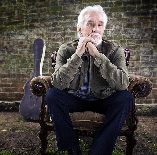 """Country Hall of Fame inductee Kenny Rogers will perform with the Utah Symphony at the Deer Valley Music Festval on Saturday, July 5. The award-wininng country legend will perform his hits and songs from his new album """"You Can't Make Old Friends."""" (Piper Feguson)"""