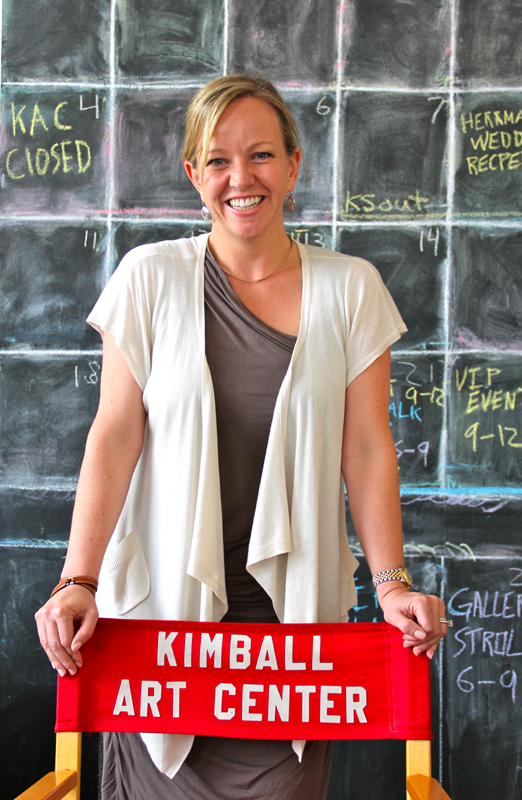 Robin Marrouche, executive director of the Kimball Art Center, said the Park City Kimball Arts Festival will show appreciation to locals by admitting Summit County residents into the festival for free on Friday night. (Park Record file photo)