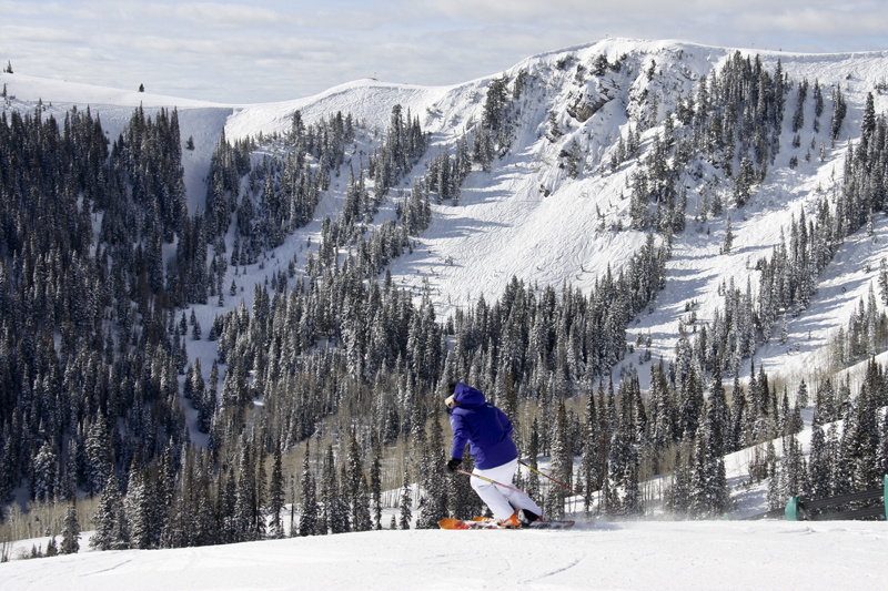 Improved Deer Valley charges into ski season   ParkRecord.com