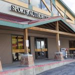 Park City s Sports Authority, at 1780 Park Ave., is closing, along with the rest of the sporting goods retailer s locations nationwide. The future of the company had been on unstable footing since it filed for bankruptcy in March. Other retailers in town say they may feel the effects of the closure in the coming months. (Jake Shane/Park Record)