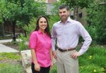 Allison and Ben Pittsley started Flatirons Business Solutions in Boulder, Colorado, in 2012. Now they are bringing the company to Park City, and they hope to give entrepreneurs and late-stage startups the help they need to take their businesses to the next level. (Bubba Brown/Park Record)
