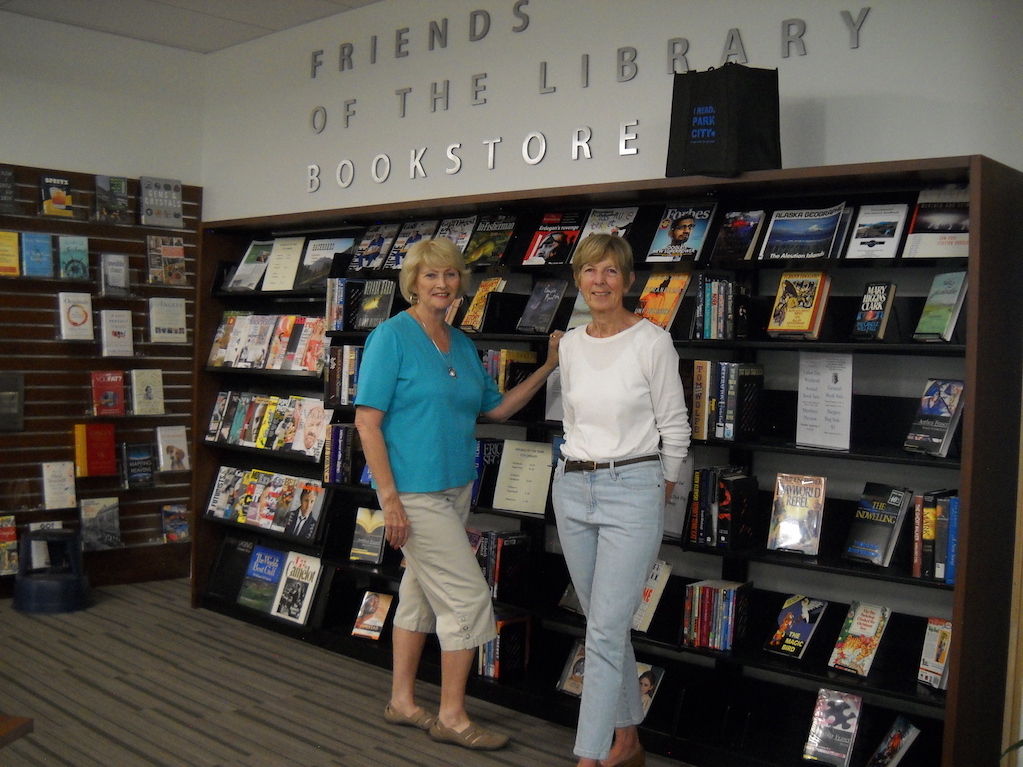 Used-book sale set at Moorhead library September 15, 16, 17