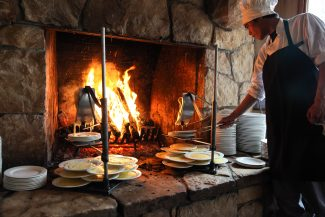 Come for the skiing, stay for the cuisine