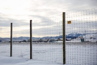 The Utah Department of Transportation recently installed one mile of permanent wildlife fencing west along Interstate 80 toward Parleys Canyon. UDOT and Save People Save Wildlife, a nonprofit organization aimed at protecting area wildlife, will host an open house on Thursday, Dec. 1, to celebrate the projects completion.