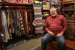 Doug Hollinger has owned Park City Clothing Company for 24 years. He says surviving on Main Street is harder than ever, and he fears that local retailers will be increasingly replaced by regional or national brands in coming years.