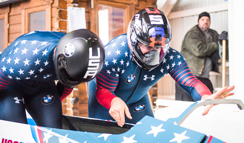 Image result for sam mcguffie bobsled