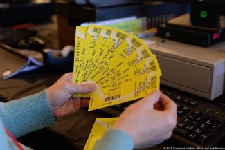 (Courtesy of the Sundance Institute)Individual Sundance Film Festival tickets for Utah residents will go on sale on a first-come, first-served basis at 10 a.m. on Wednesday, Jan. 11. Ticket sales will be online only.