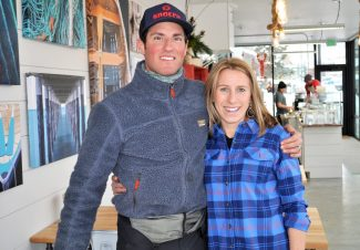 Ben and Lorin Smaha recently opened Freshies Lobster, a restaurant offering lobster rolls and other authentic New England fare, after running the business out of a canopy tent and a trailer at farmers markets for years.