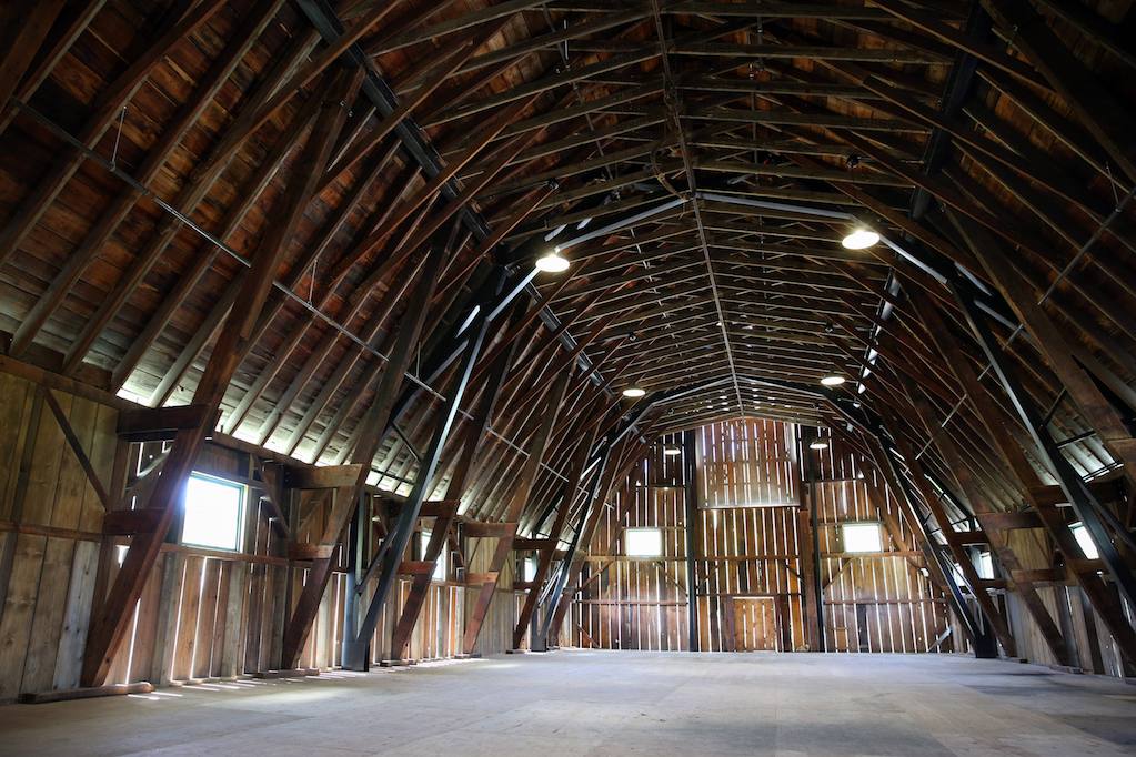 This Years Our Barn Door Is Open Party Will Include Tours