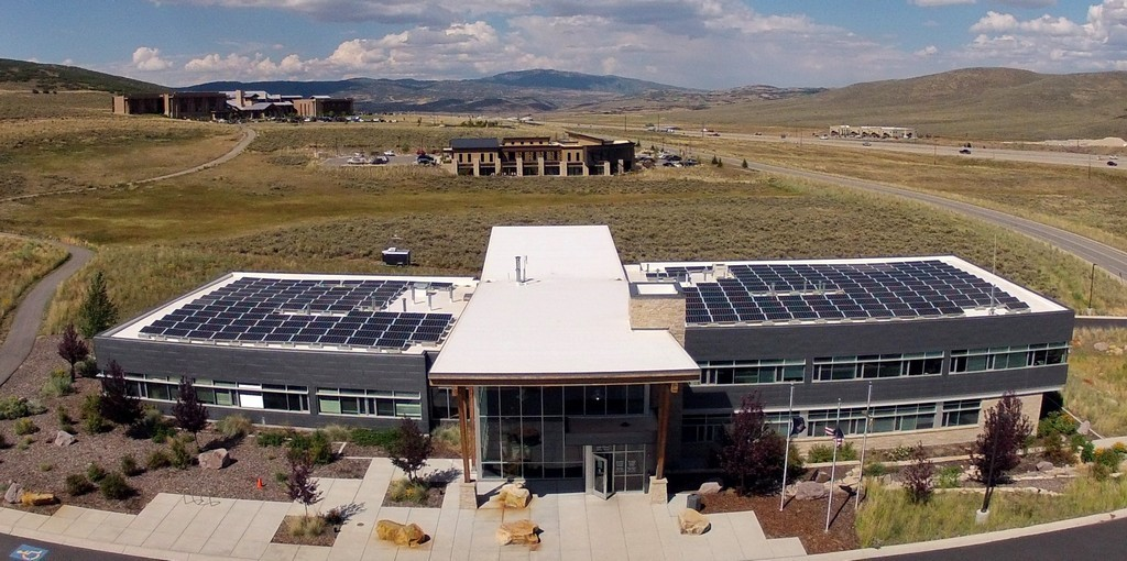 Agreement Reached Over Rooftop Solar In Utah Parkrecord