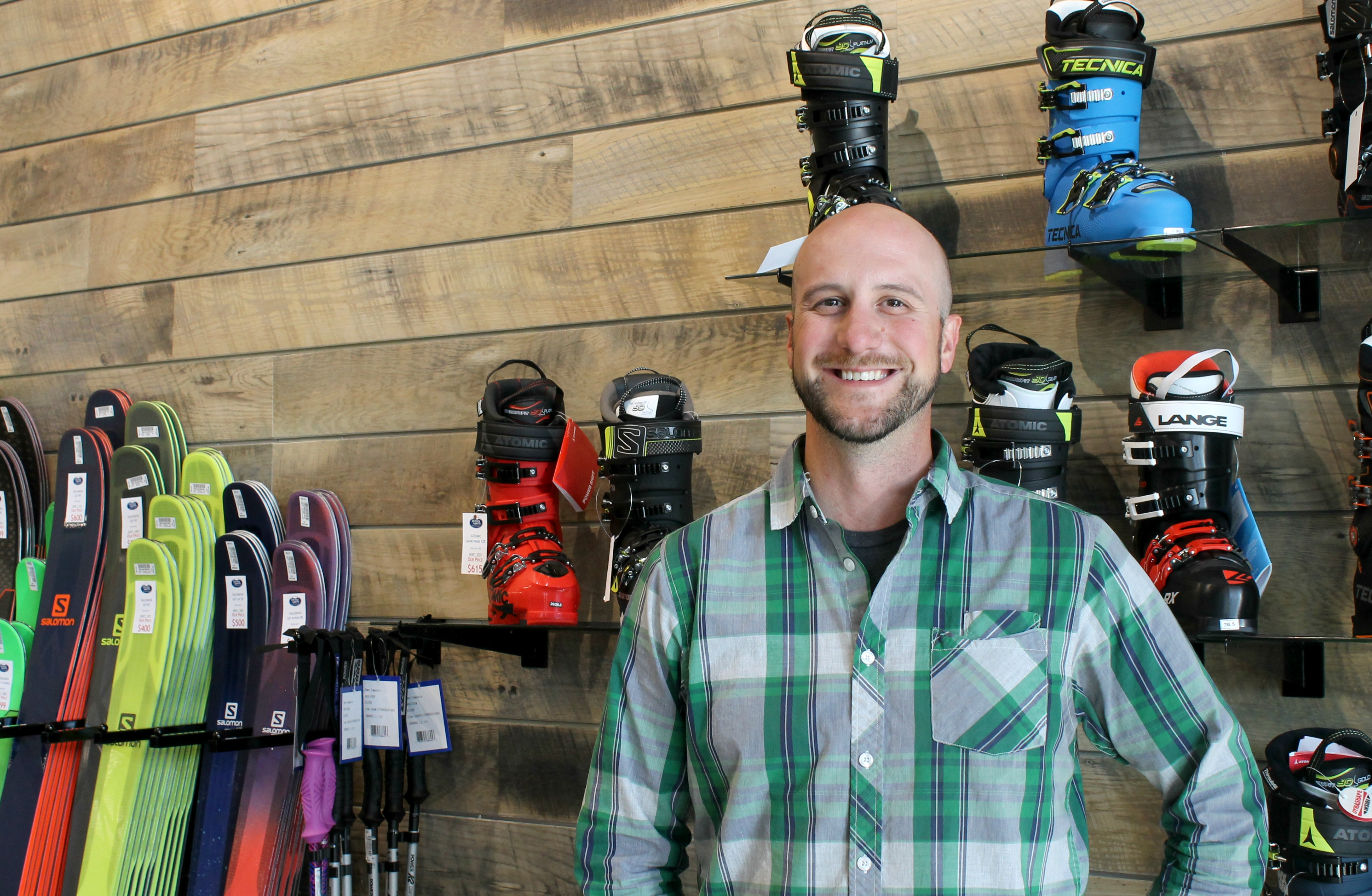 Christy Sports opens store at Kimball Junction