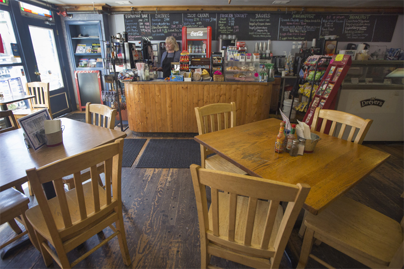 The Owners Of Main Street Deli A Park City Insution Have Put Restaurant On Market Opened In 1977 And Mike Barb