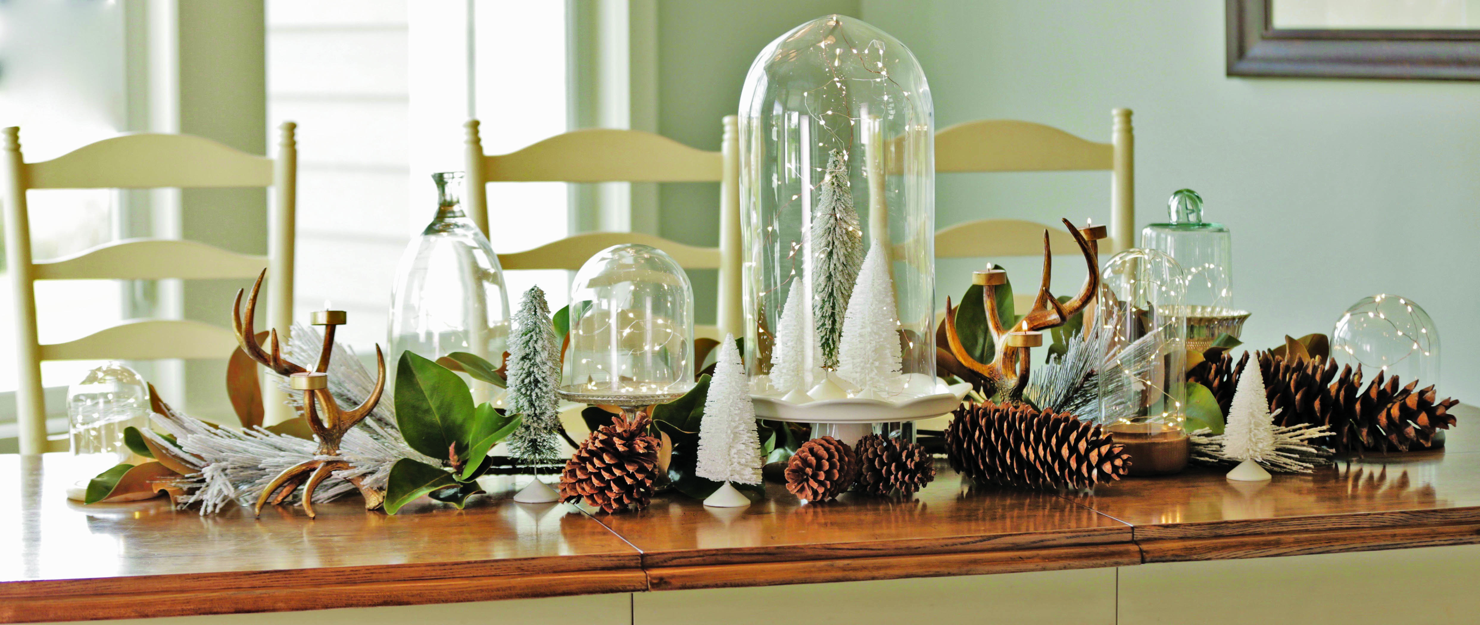 New trends in tabletop designs bring even more cheer to