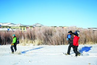 Get in touch with Park City's natural side with Swaner Preserve and Ecocenter