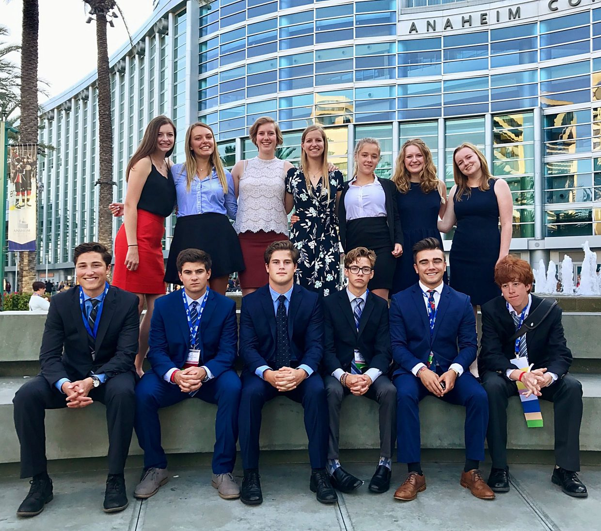 Park City High School S Future Business Leaders Of America Triples In Size And Success Parkrecord Com
