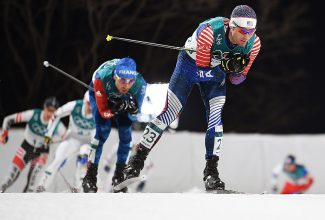 Bryan Fletcher 17th in final individual Olympic event