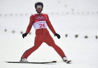 Disappointment for U.S. as Nordic combined begins at 2018 Olympics