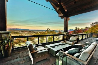 Style meets substance in three spectacular Park City Homes