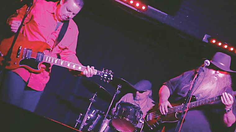 Guitarist thrives on daredevil blues | ParkRecord com