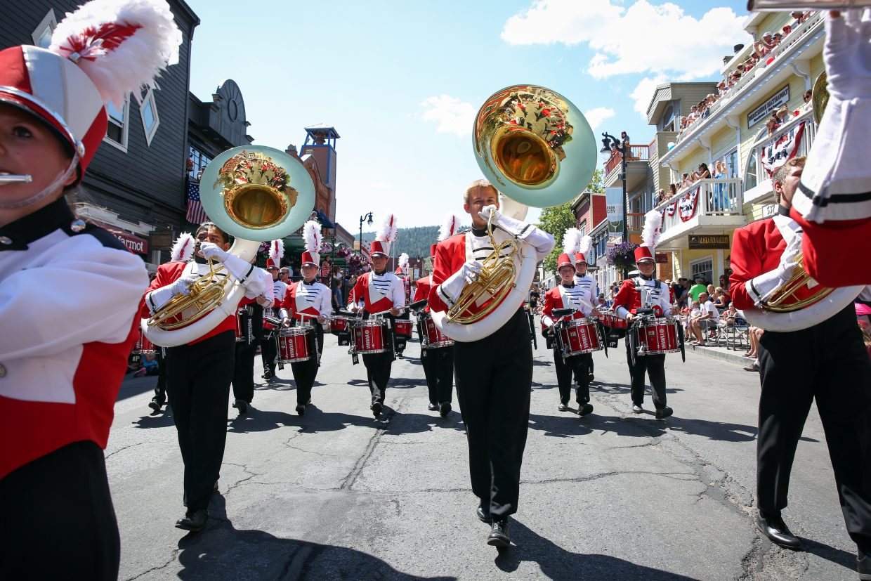 Park City High School's marching band set to play in France to mark 75th anniversary of D-Day
