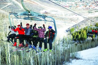 Tourism industry in Park City continues to thrive