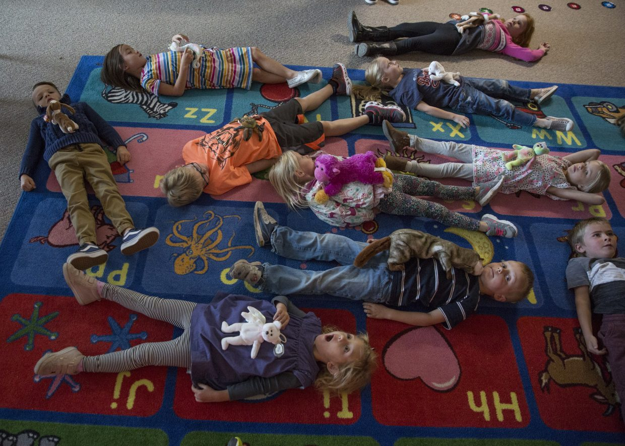 Pressures Rise As Pace Of Kindergarten >> Mindfulness Training Expands To More Schools In Park City School
