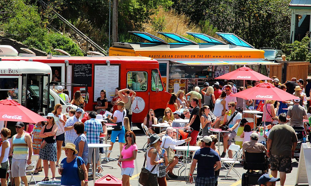 Restaurants Worry How Food Trucks Will Affect Business In Park City