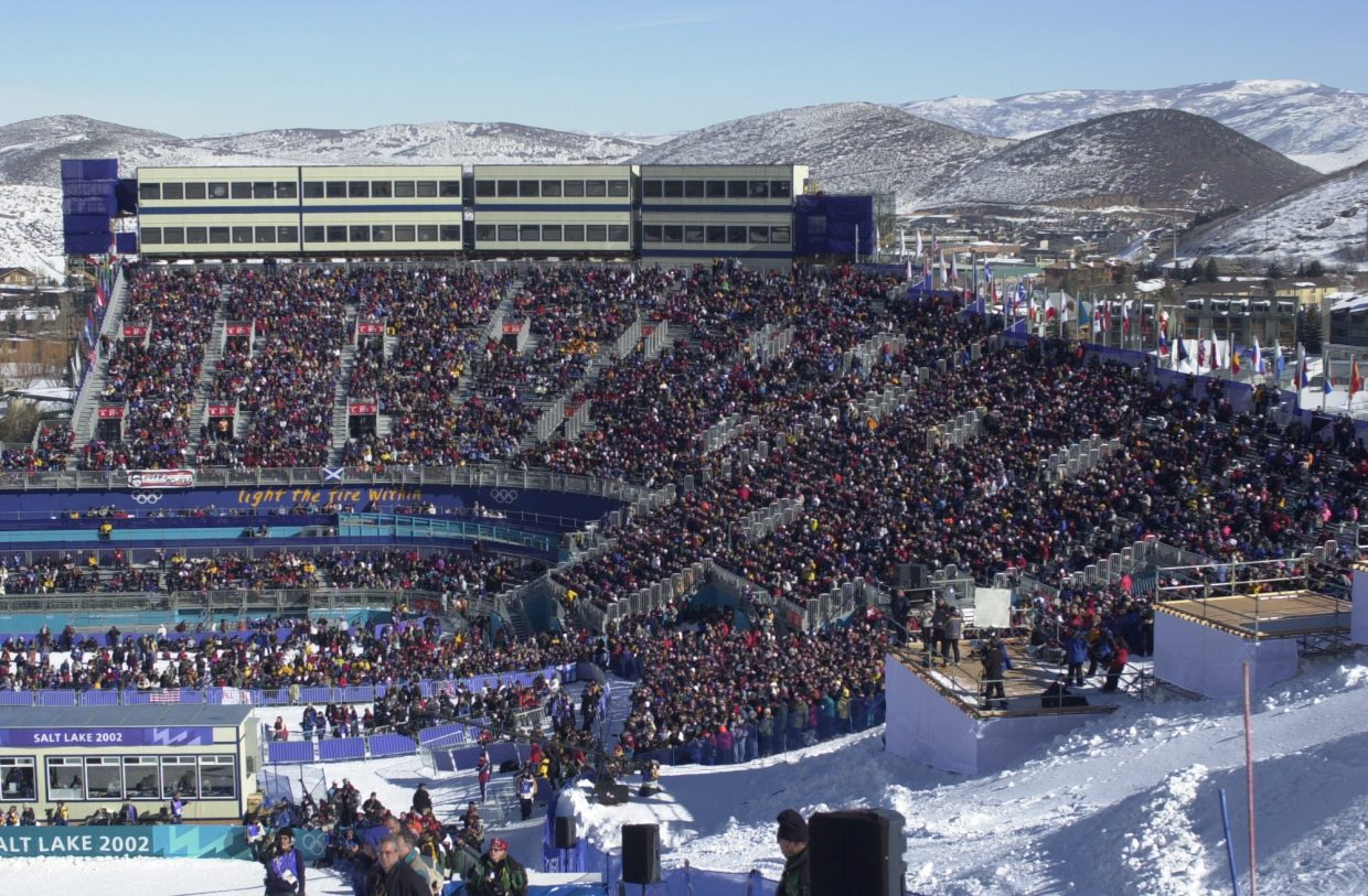 Winter Olympic map shows Park City again having outsized ... on telluride mountain map, cascade mountains map, logan mountain map, arizona mountain map, sugarbush mountain map, alta mountain map, alpine mountain map, vail mountain map, park city mountain resort trail map, breckenridge mountain map,
