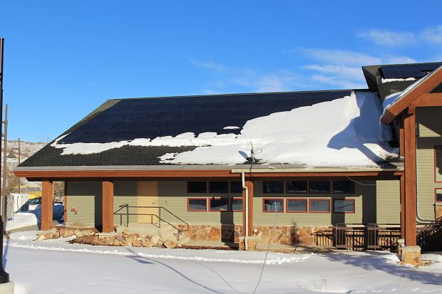 Summit County takes lead in reducing carbon footprint