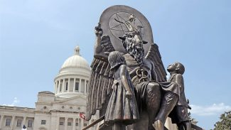 Filmmaker Penny Lane asks Sundance audiences if they will 'Hail Satan?'