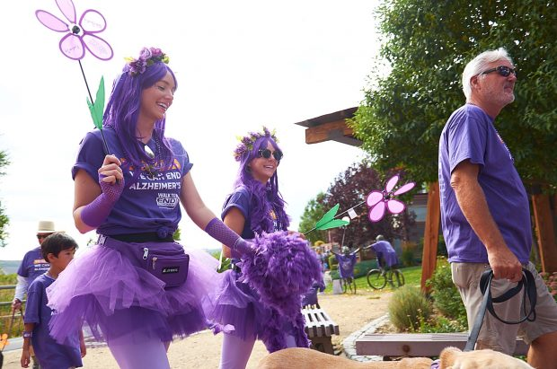 Public is invited to walk-up to Alzheimer's prevention party