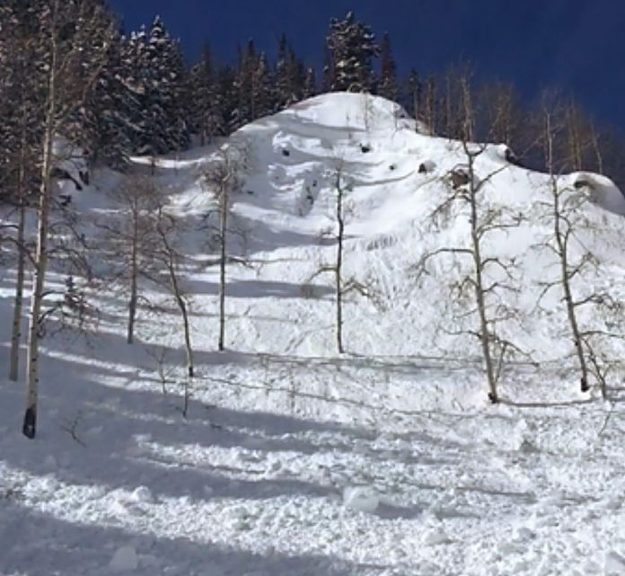 Park City-area Avalanche Buries Skier In Harrowing