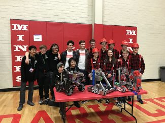 March 21, 2019 - Three Park City Robotics Teams Qualify for