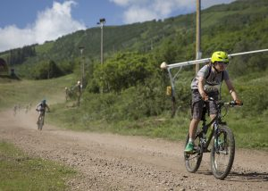 Park City Mountain offers summer activities to kids of all ages