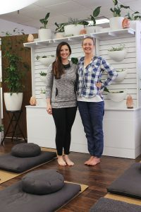 Marketplace: New meditation studio hopes to strengthen community