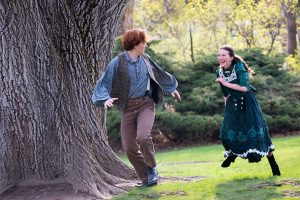 Local actresses find adventure playing Winnie in 'Tuck Everlasting'