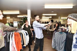 Christian Center Boutique gets a makeover