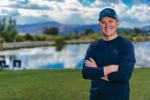 Getting to Know: Justin Harding